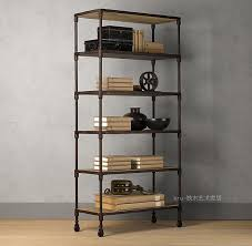 online shop french country furniture wrought iron shelf bookcase