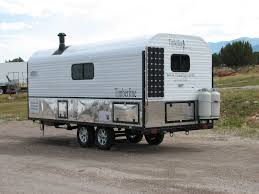 timberline legacy 24 u0027 camper trailer think small to live big