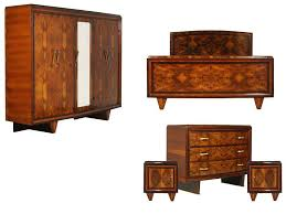 art deco bedroom suite circa 1930 for sale at 1stdibs 1930 art deco furniture art day bed furniture in the 1930s art deco