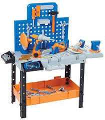 Home Depot Kids Work Bench The Home Depot Big Builders Workshop Playset Includes 50 Pieces