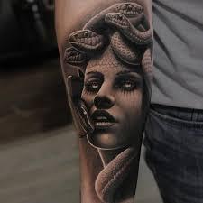 best forearm tattoos medusa tattoo best tattoo ideas gallery tattoos pinterest