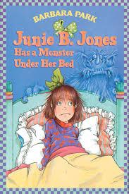 junie b jones has a bed by barbara park