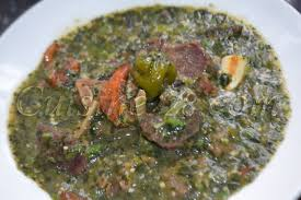 cuisiner le gombo sauce de ademe gombo cuisine togolaise