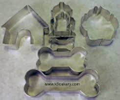 themed cookie cutters
