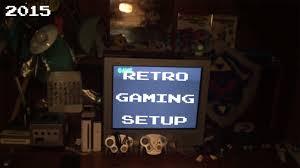 15 year old u0027s retro gaming room setup 2017 youtube