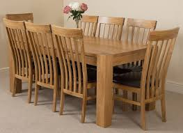 Solid Oak Extending Dining Table And 6 Chairs Fascinating Solid Oak Dining Table Wood And Chairs Claw Feet Bench