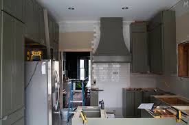Kraftmaid Grey Cabinets The Kitchen Classic Cabinets With A Custom Feel The Makerista