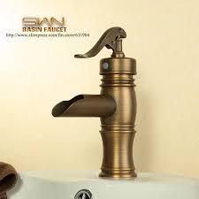 open spout bathroom faucet aliexpress com buy free shipping pump style open spout bathroom