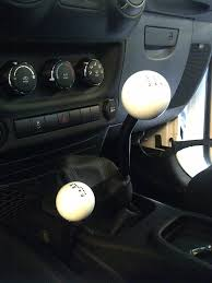 hurst shift knob