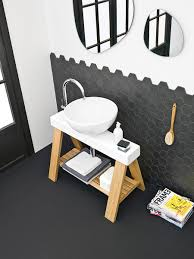 Designs Of Bathrooms For Small Spaces Small Bathroom Design Solutions With Trendy Smart Sophistication