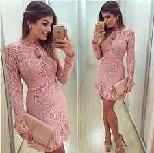 long sleeve dresses ebay