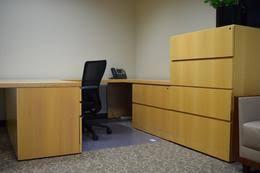 Knoll Reception Desk Used Knoll Office Desks Furniturefinders