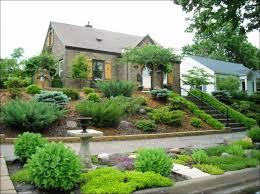 Backyard Landscaping Ideas With Rocks by Outdoor Rock Garden Designs Modern Landscape Design Flower