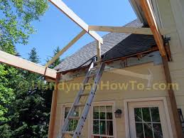 Pictures Of Roofs Over Decks by 28 Open Roof Over Deck Cool Project Gable Roof For Your New