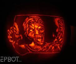 geeky pumpkin carving ideas epbot geeky halloween treats by you