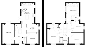 Canterbury Floor Plan by Saxon Fields Shreeve Road Blofield Nr13 4jp