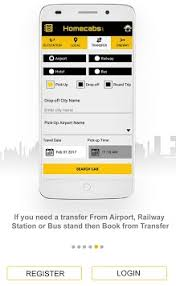 login services apk home cabs taxi cab service apk version app for