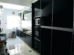 Kitchen Cabinet Door Ders Black Glass Kitchen Cabinets White Frosted Glass Kitchen Cabinets