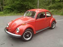 volkswagen beetle red quick drive 1971 volkswagen beetle
