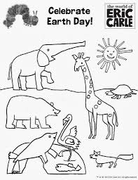 eric carle coloring pages alric coloring pages