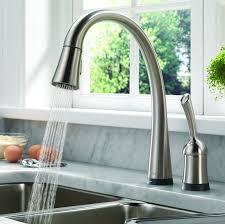 delta touch kitchen faucets delta touch kitchen faucet astonishing on cintascorner espan us