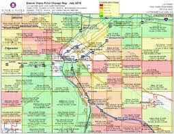 Crime Map Colorado Springs by Downtown Denver Neighborhoods Map Including Denver U0027s Best