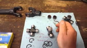 jd 2320 drive shaft u joint problem youtube