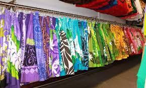 hawaiian pattern skirt hula jam women s monstera hawaiian pa u hula skirt one size black