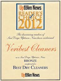 awards and achievements veribest cleaners