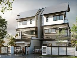 3 storey house 3 storey semi detached dwelling house with attic a moonstone