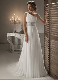 grecian style wedding dresses grecian style wedding dress wedding corners