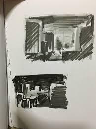 3d composition sketches u2013 portfolio site