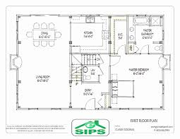 Colonial Open House Plans Awesome Open Floor Plan Colonial Homes
