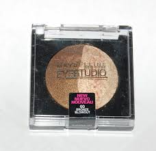 eye studio color pearls marbleized baked eye shadow color bronze