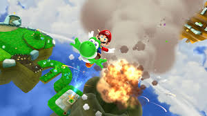 100 super mario galaxy 2 doesnt give crap story