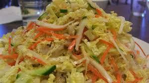 cuisiner des christophines salade de chou christophine ou concombre carotte épicée vegan