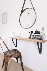 How To Make A Small Desk Desk Solutions For Small Spaces Amys Office