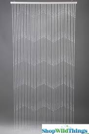 clear teardrop beads acrylic crystal curtain shopwildthings com