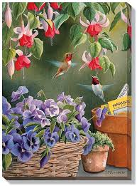 265 best flower prints colourful for cards images on pinterest