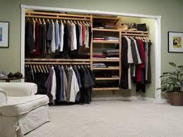 Closet Plans by Custom Wood Closet Shelving U2014 The Homy Design
