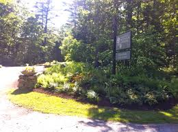 Boothbay Botanical Gardens by A Bright New Entrance Coastal Maine Botanical Gardens