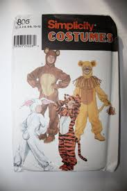 simplicity halloween costume patterns 407 best sewing patterns clothing and costumes images on