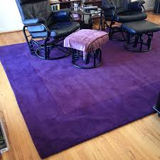 Large Purple Rugs Purple Wool Area Rug Beers Flooring Annapolis Md