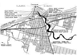 Elyria Ohio Map by Brady U0027s Lorain County Nostalgia July 2012