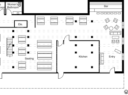 resturant floor plans intrigue floor plan in restaurant tags restaurant floor plan how