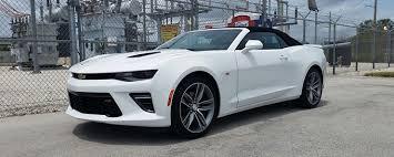 camaro rental car chevrolete camaro corvette rental miami
