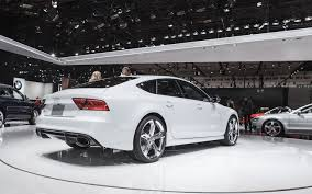 slammed audi a7 2014 audi rs 7 sportback first look 2013 detroit auto show