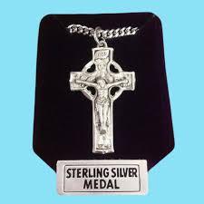 celtic crucifix celtic crucifix sterling silver carmelite gift store