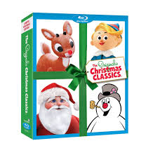 amazon com the original christmas classics gift set with frosty