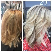 6 month color xanadu hair blog